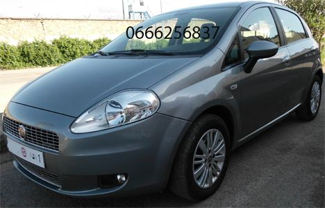 fiat grande punto multijet occasion casablanca 58000km annonce n 211542. Black Bedroom Furniture Sets. Home Design Ideas
