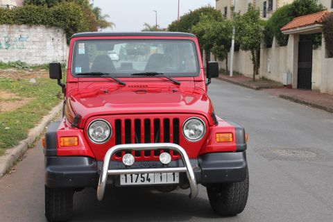 jeep wrangler sport occasion de 2000 rabat 105000km annonce n 211115. Black Bedroom Furniture Sets. Home Design Ideas