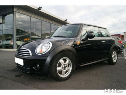 mini cooper 2009 casablanca occasion 90000km annonce n 212461. Black Bedroom Furniture Sets. Home Design Ideas