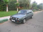 Volkswagen Golf II GTD occasion Marrakech 177000km - Annonce n°